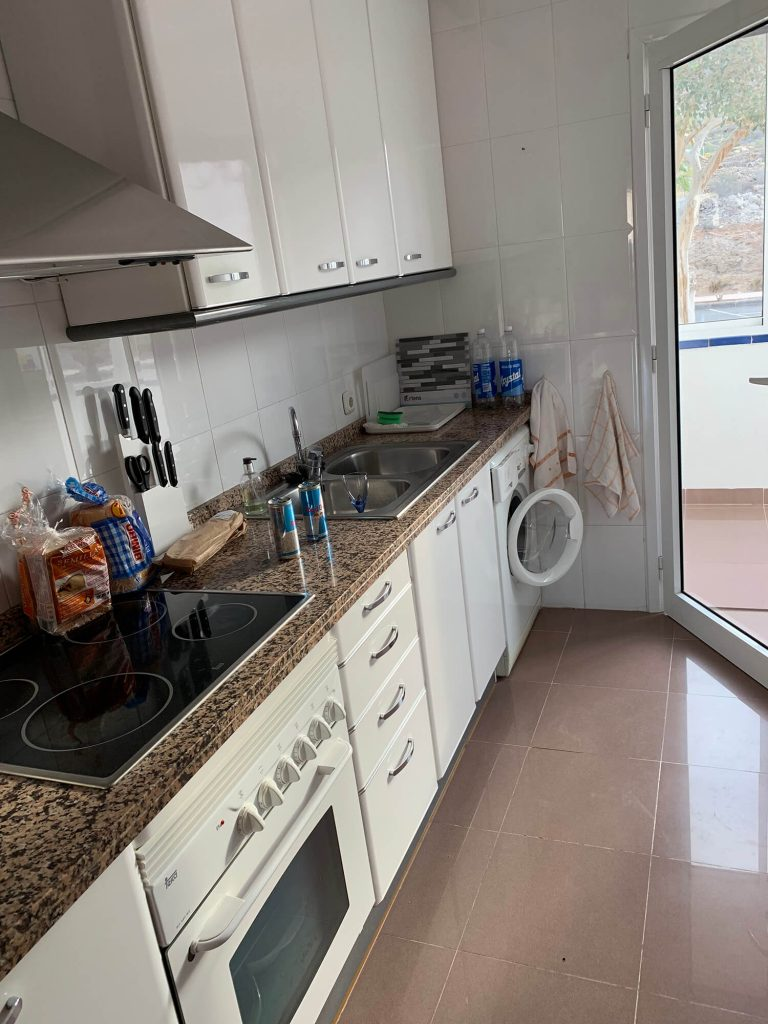 Full Apartment Refurbishment-Giles Mullen-Los Cristianos-Before (20)