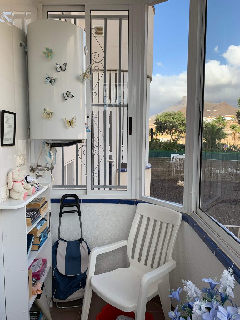 Full Apartment Refurbishment-Giles Mullen-Los Cristianos-Before (4)