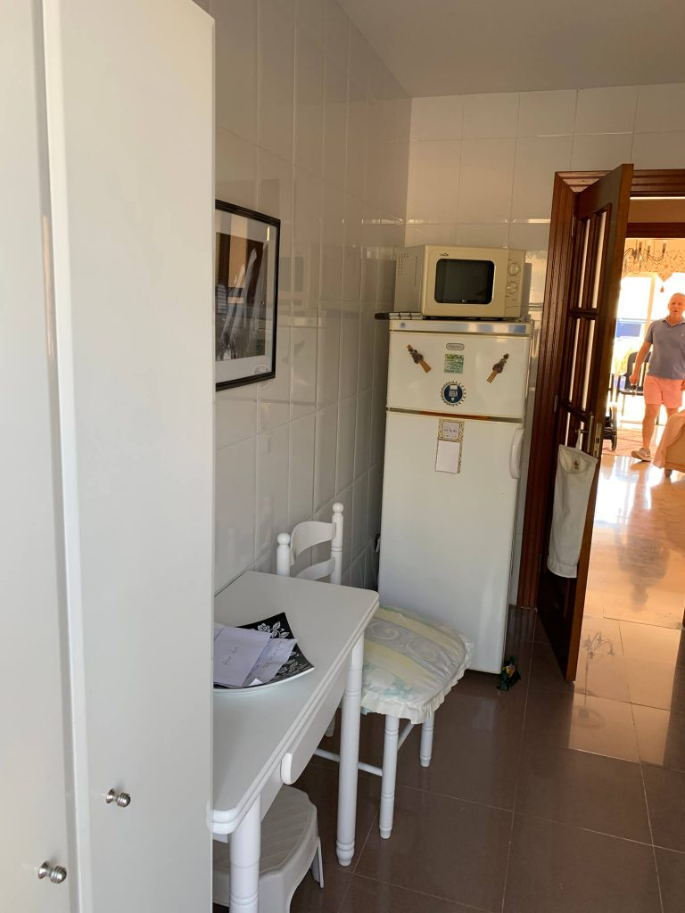 Full Apartment Refurbishment-Giles Mullen-Los Cristianos-Before (6)