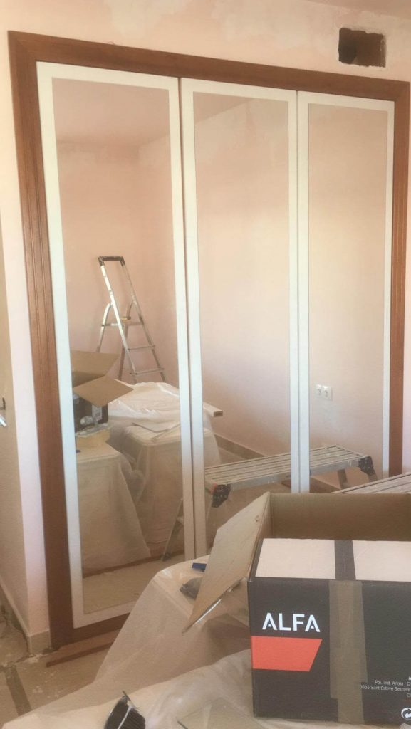 Full Apartment Refurbishment-Giles Mullen-Los Cristianos-During (132)