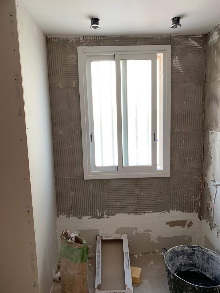 Full Apartment Refurbishment-Giles Mullen-Los Cristianos-During (50)