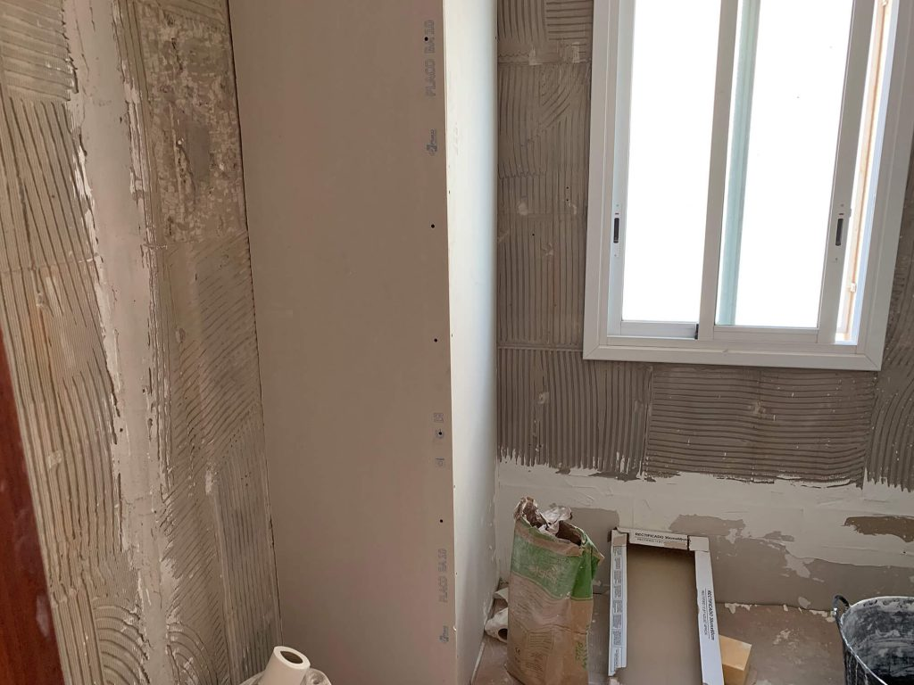 Full Apartment Refurbishment-Giles Mullen-Los Cristianos-During (52)
